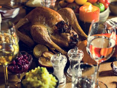 Perfect Wine Pairings to Beat the 2020 Thanksgiving Blues