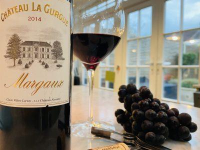 Bordeaux Blend from Margaux's Chateau La Gurgue