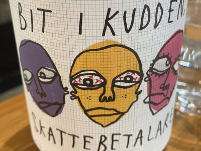 Gothenburg's 'Gott' Wine