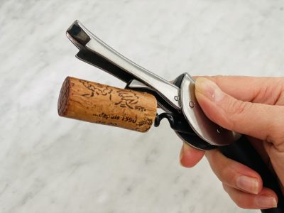 Uncorking a bottle of wine…the right way!