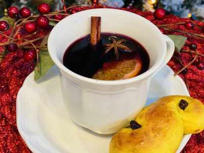 Magical Mulled Malbec Wine