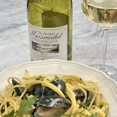 Muscadet and Mussels