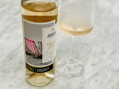 Aldi's Specially Selected ~ 2020 Bowler and Brolly English Rosé Cuvée