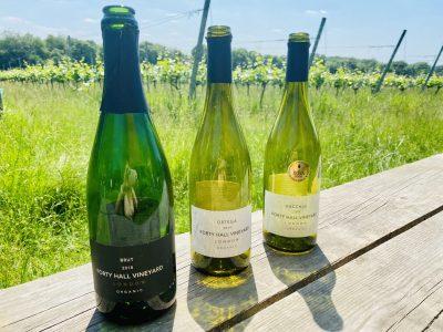 Forty Hall Vineyard ~ London's Organic Vineyard
