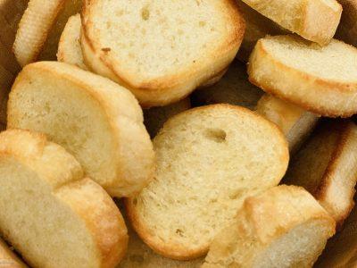 Homemade Crostinis