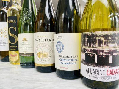 Refreshing European White Wines