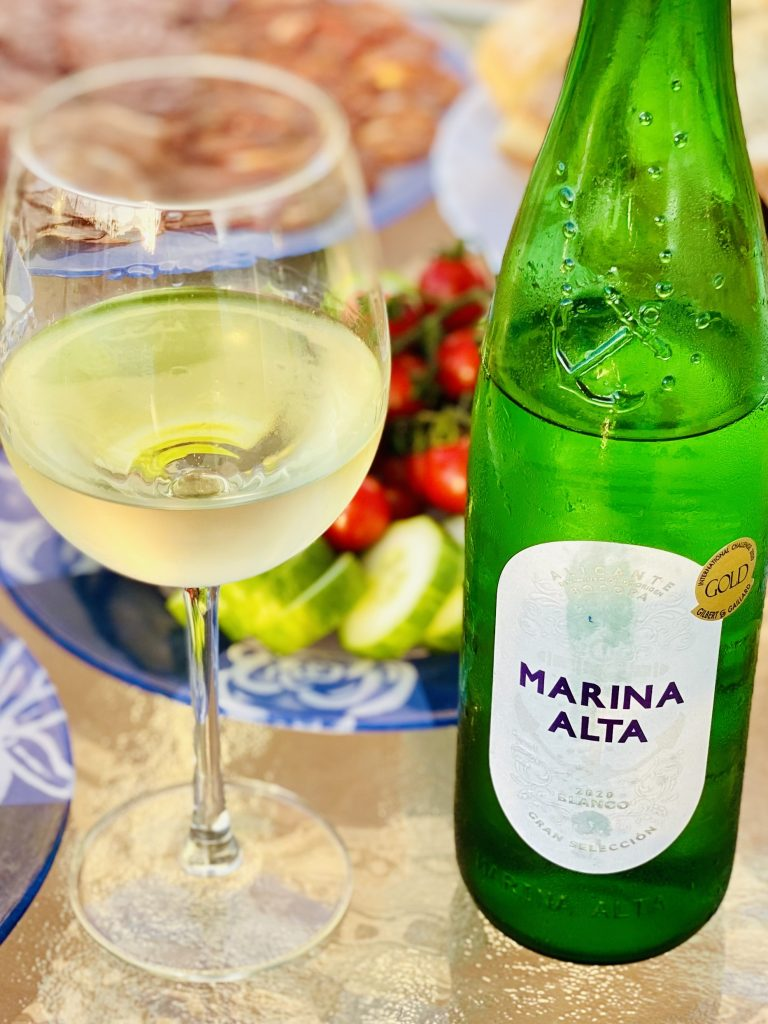 Marina Alta 2020 Blanco Gran Selection