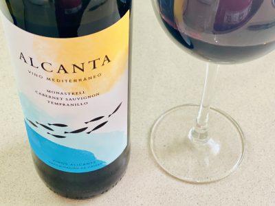 Bocopa Bodegas Alcanta Vino Mediterraneo 2020 ~ Red Blend ~ Alicante DOP, Spain