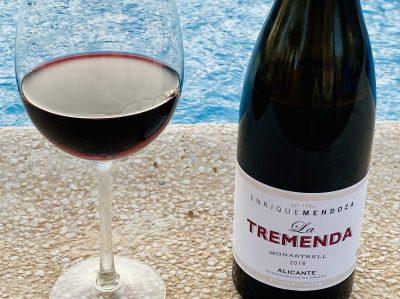 Enrique Mendoza La Tremenda 2018 Monastrell ~ Alicante DOP, Spain
