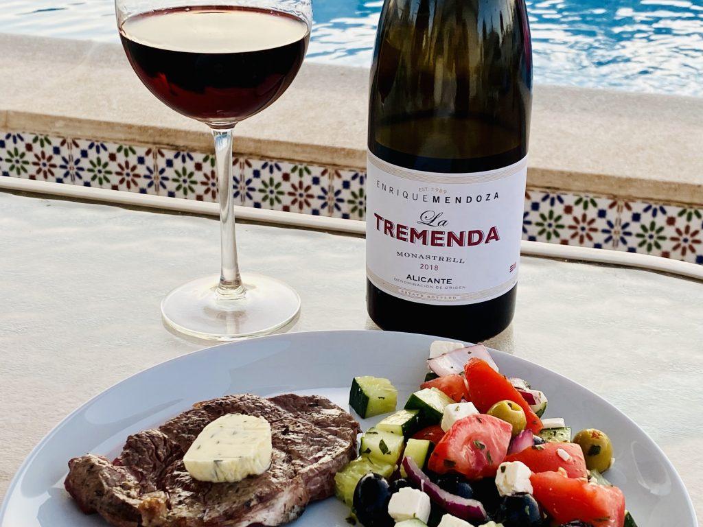 La Tremenda and Fillet Steak