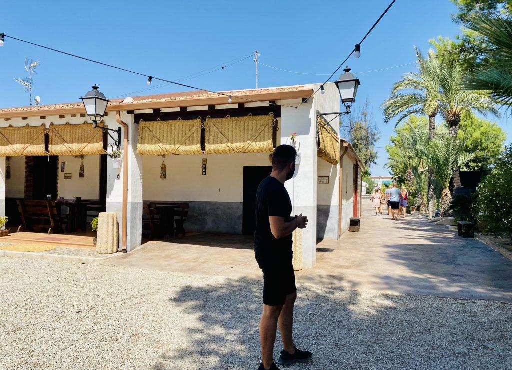 Bodegas Faelo farmhouse winery