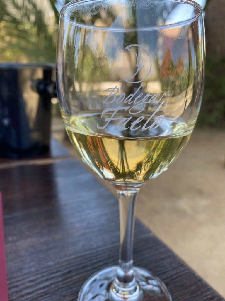 L'Alba Chardonnay in Glass