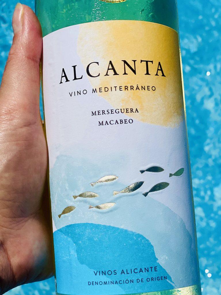 Alcanta Blanco bottle